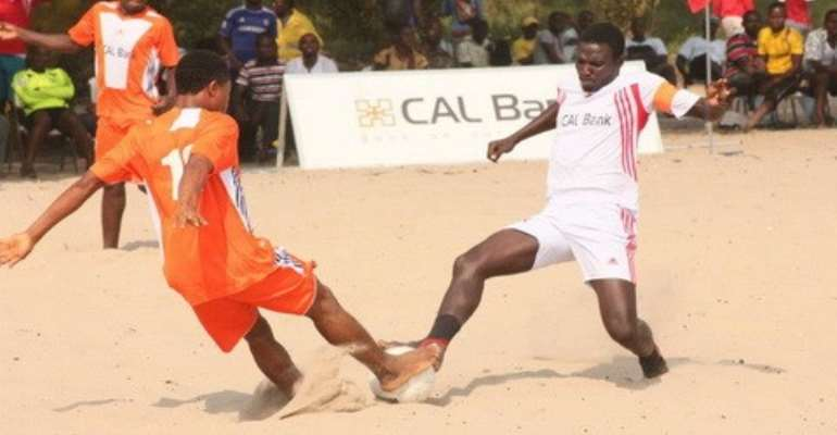Keta Municipal Assembly allocates land for beach soccer