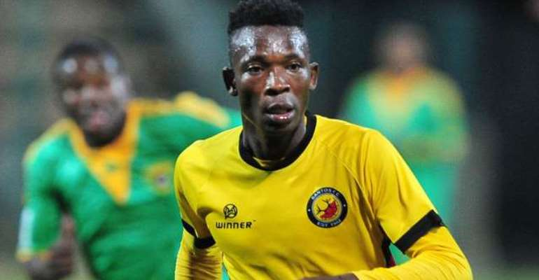 New chapter: Paintsil signs for Maritzburg United