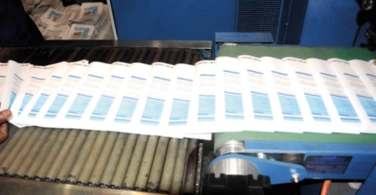 Graphic unveils quarter fold to print text books