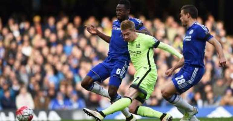 Abdul Baba Rahman: Chelsea defender suffers home defeat against Manchester City