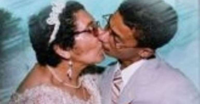 Mother-in-law marries son-in-law