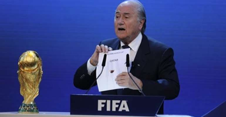 FIFA presidential race: Webb declares for Blatter, Platini canvases, Champagne bubbles