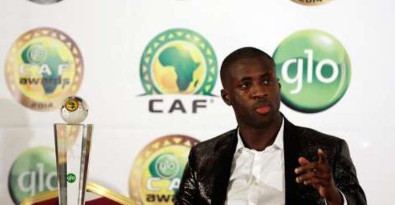 Sour loser: The shame is on Yaya Toure, not CAF or Africa