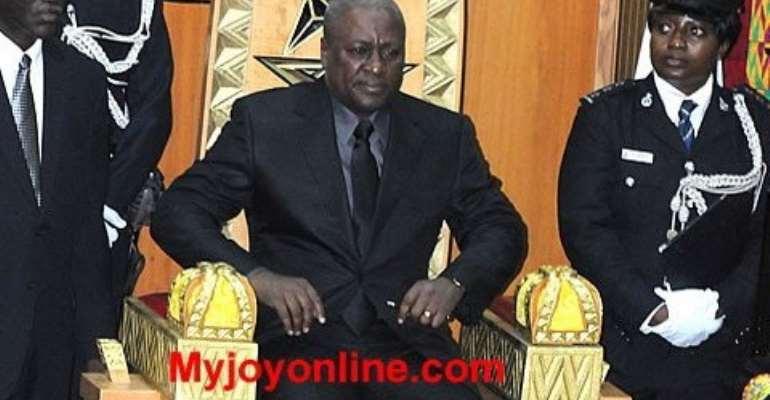 Gov't to publish report on Mahama's 4-month caretaker Presidency