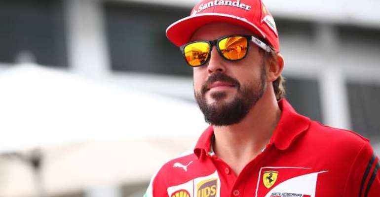 Fernando Alonso tight-lipped on 'ambitious plan'