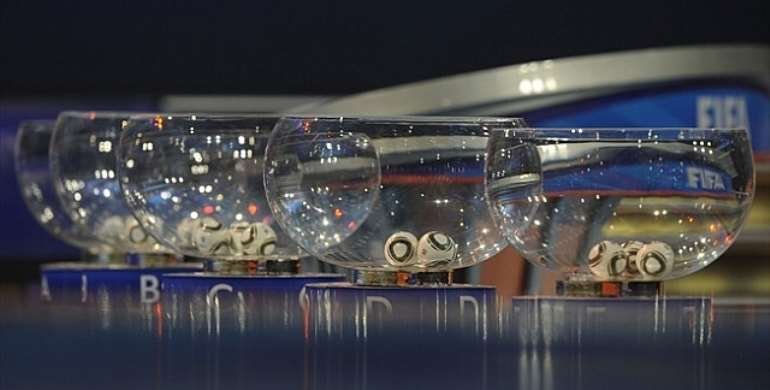 Friday's FIFA World Cup draw made simpler