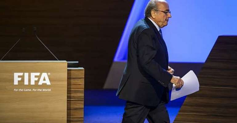 Blatter to stand for re-election after president is boosted by FIFA vote