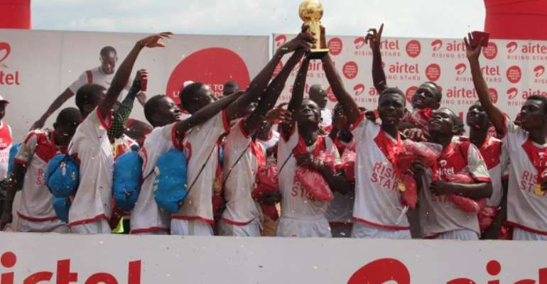 European Clubs Monitor Airtel Rising Stars