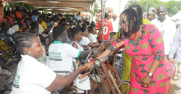 GFD Urges Government To Re-Look At Her Commitment On Inclusive Education