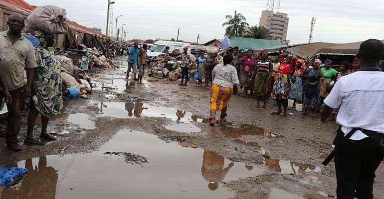 Accra Floods: A Time When Leadership Meant Leadership
