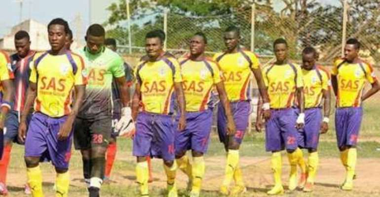 Review application dismissed: Hearts lose review over case against Kotoko