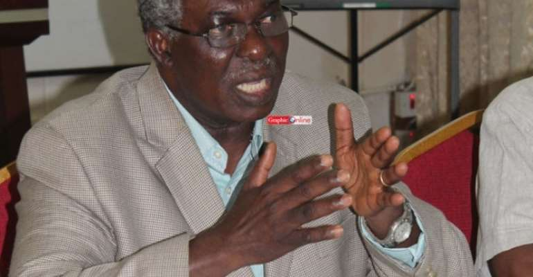 There is bad blood between Martey and me – Former Presby Moderator reveals