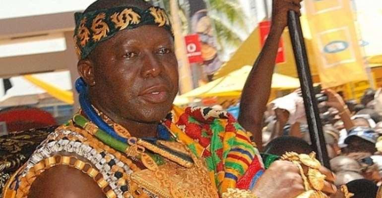 Asantehene is Africa's 5th richest King