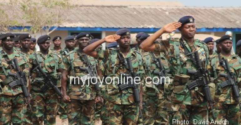 Failure to approve 300m loan could be dire for peace mission troops -- deputy Defence Minister