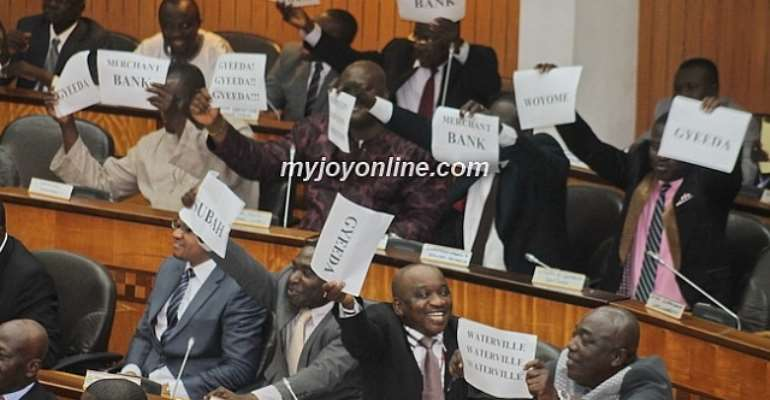 2014 budget is simply uninspiring - Minority Leader