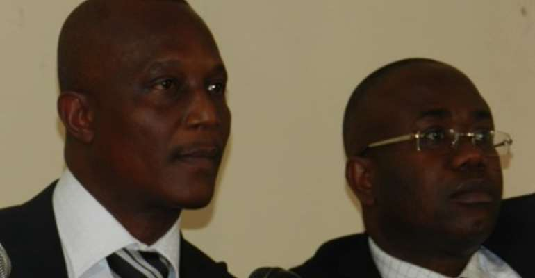 I will not resign; Kevin is no longer part of my plans- Appiah