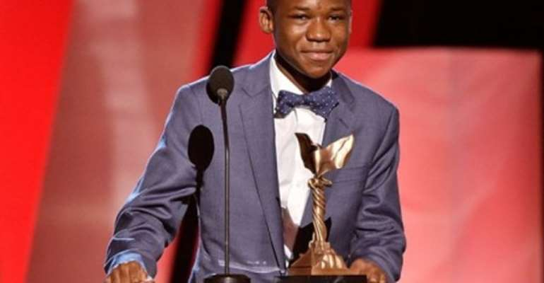 My speech wasn't great because I didn't know I would win – Abraham Attah