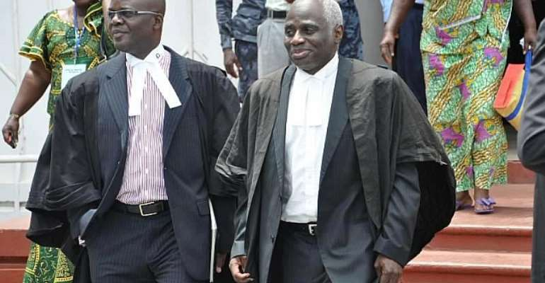 Written Address Submitted By The NDC To The Supreme Court—Part 1