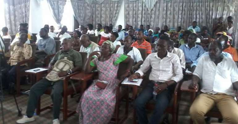 5000 ex-miners receive training to be reintegrated into society