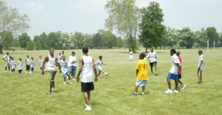 LOC to Organise Football Clinics for Children