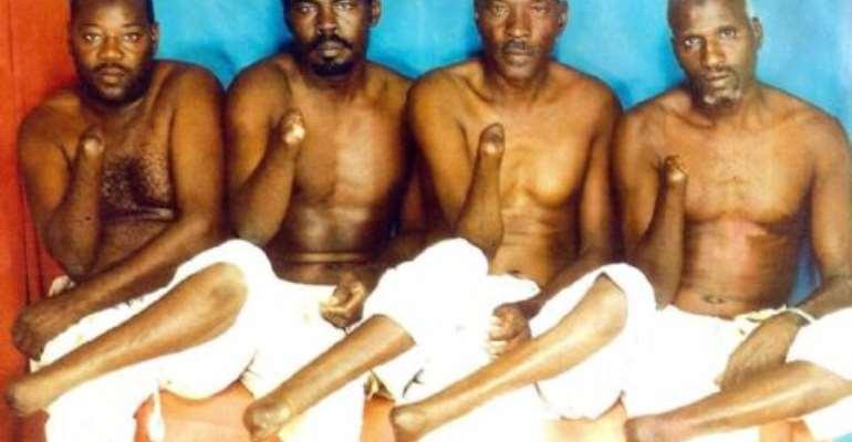 Darfurians Storm Accra Before AU Summit
