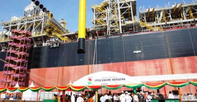 Ghana losing huge revenue for making FPSO independent