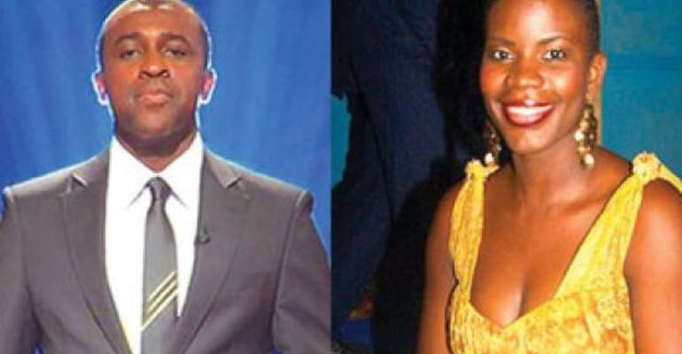 FRANK EDOHO AND KATHERINE TALES GET MESSIER