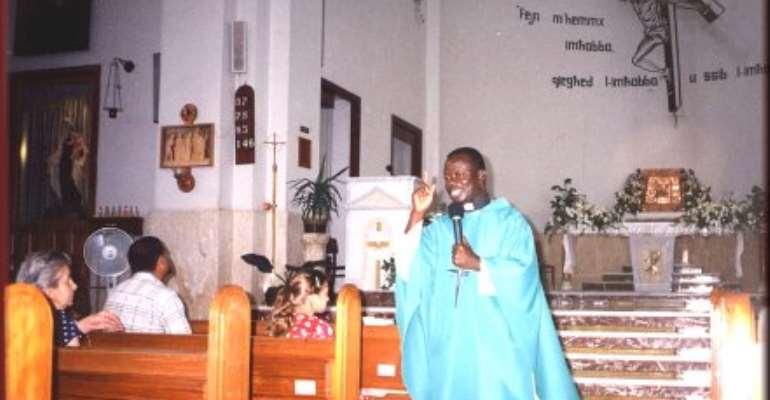 Catholic Church Grief-Stricken