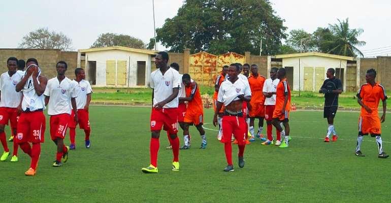 Inter Allies clobber Nigerian side Tempbol Soccer Academy in friendly