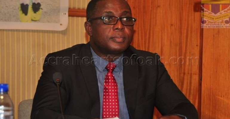 Gerald Ankrah resigns as Hearts General Manager