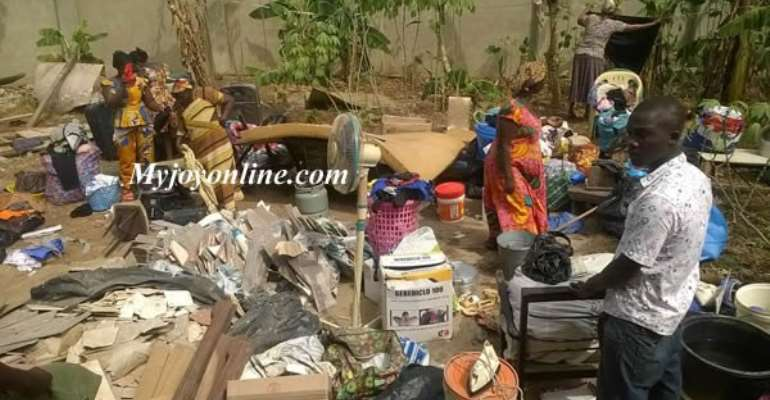 Residents refuse to evacuate quarry blast area despite NADMO concerns
