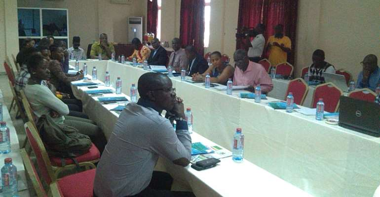 GHAMRO Engages Broadcasters In A Sensitisation Worskshop On Licensing And Royalties
