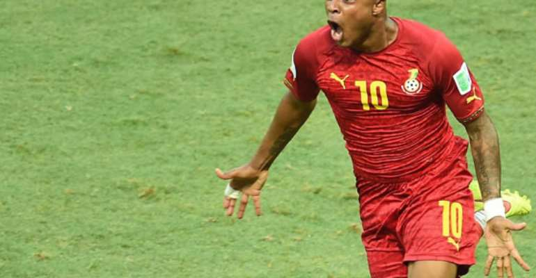 Dede Ayew excited about playing in Tamale