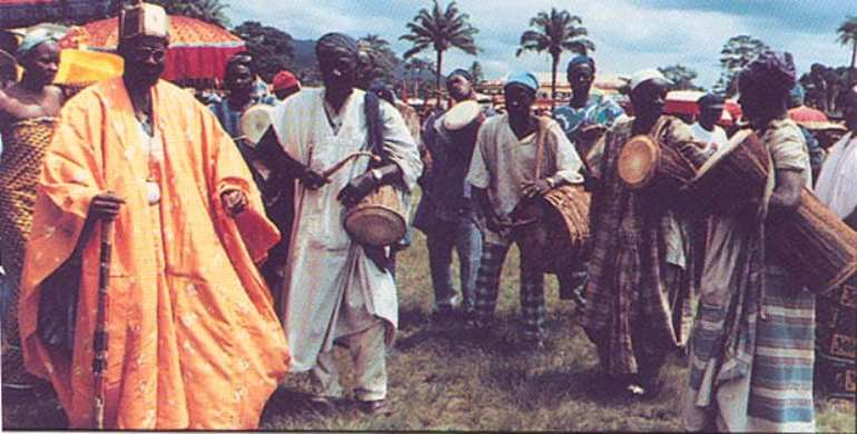 Abudus Banned From Climaxing Damba Festival