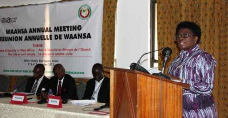 ECOWAS will not relent in its fight against Small Arms