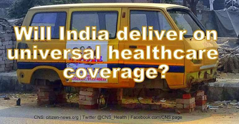 India's 2016-2017 Budget Reflects A Mirage For Universal Health