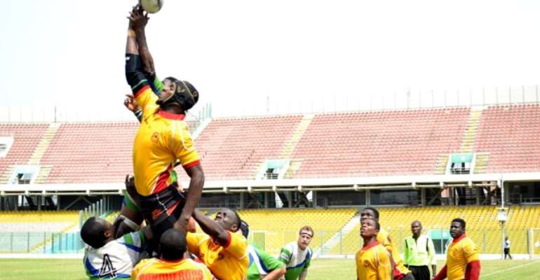 Rugby Entertains With 123 Points In Penultimate Championship Matches