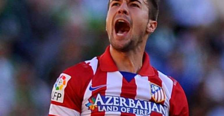 Atletico Madrid captain Gabi has extended his contract