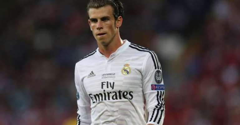 Miss El clasico: Gareth Bale has suffered a muscular injury