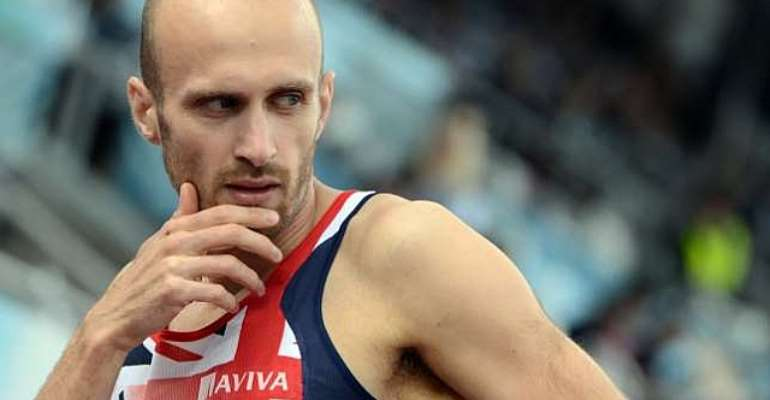UK Athletics suspend Gareth Warburton and he will miss Commonwealth Games