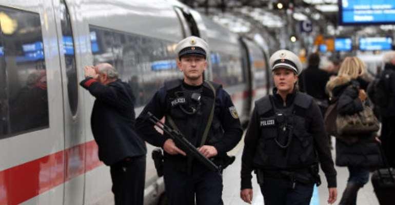 German Police Check