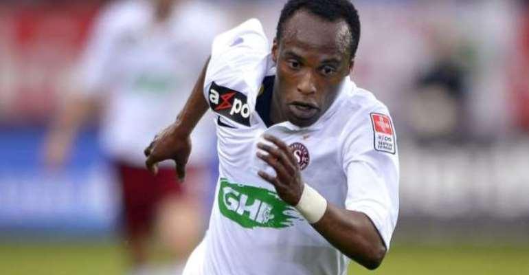 Kwarasey, here i come! Ishmael Yartey joins Portland Timbers on loan