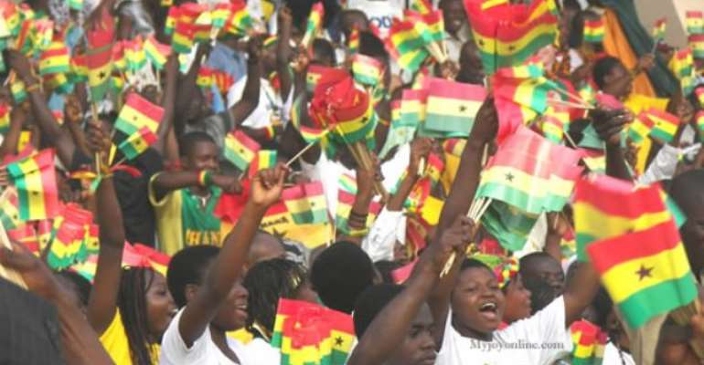 Ghanaians mark Independence Day