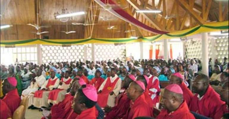 BRAVO! Ghana Catholic Bishops' Conference