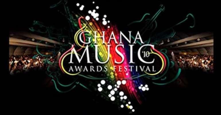 Ghana Music Awards 2010 Nominations