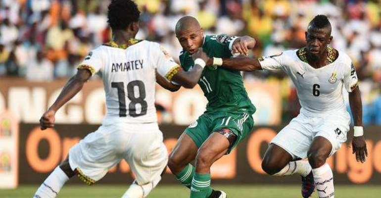 Saved at the death! Gyan gives Ghana hope