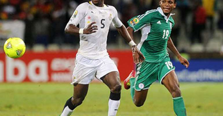 Ghana could face Nigeria in CHAN qualifiers