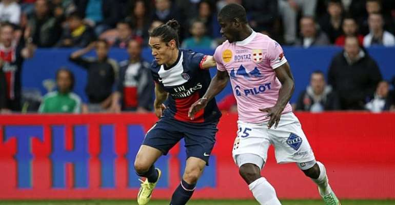 Jonathan Mensah: Ghana defender charges his French side Evian TG to restore their pride with win against Lens