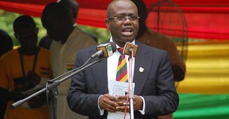 2014 World Cup: Ghana FA boss defends Black Stars' 70-member contingent for Brazil