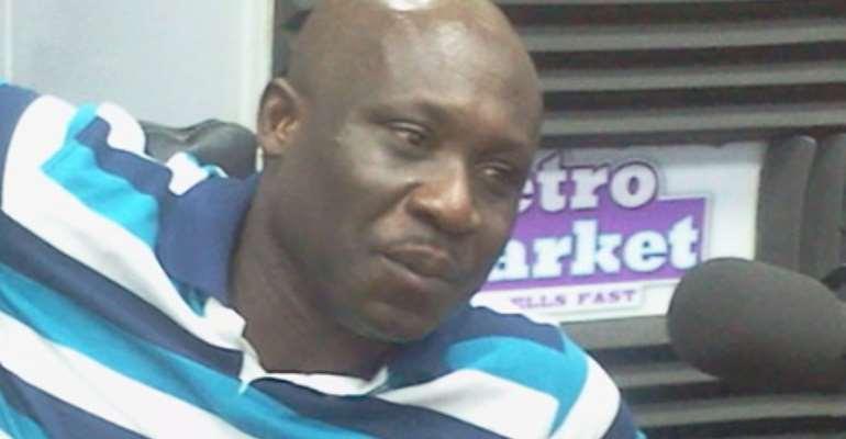 Ghana FA Ex.Co member George Afriyie